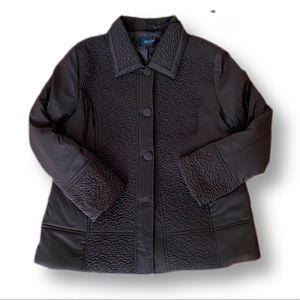Diape NWT brown puffer jacket